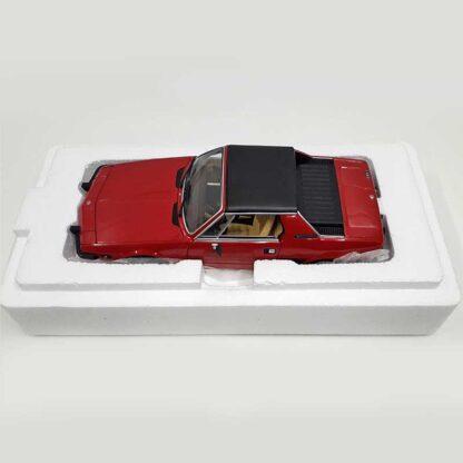 Fiat X1/9 modelbil 1/18