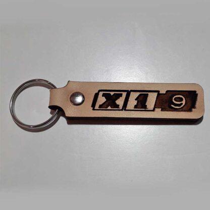 x1-9 nøglering